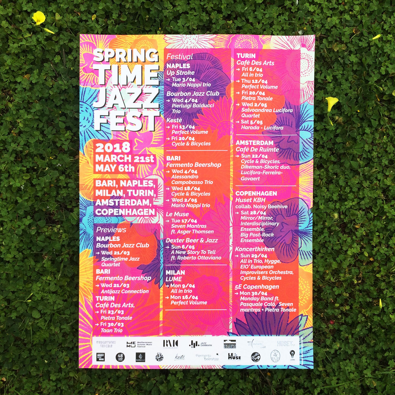 Springtime Jazz Fest