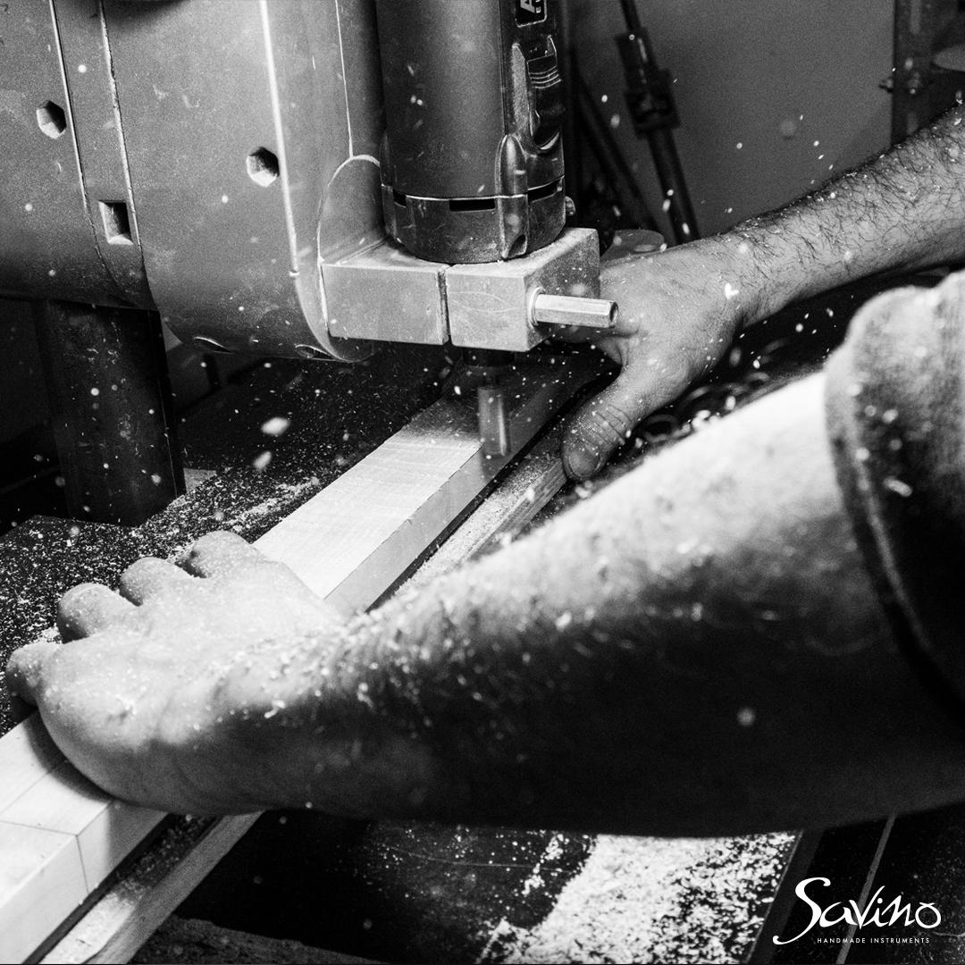 Savino Handmade Instruments